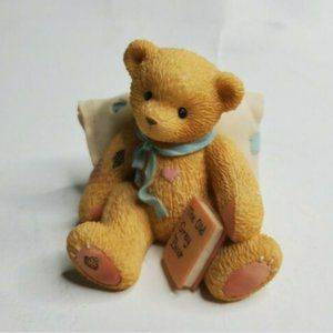 "1998 ""Cherished Teddies"" Joe"